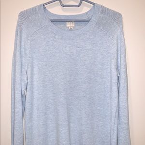 Baby blue lightweight sweater